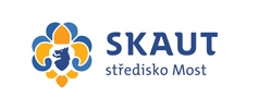 Skauti Most Logo
